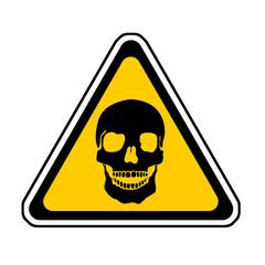 Death Warning Sign