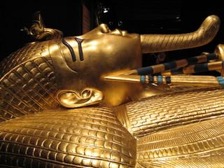 Tutankhamun´s Golden Coffin