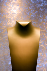 Neck form for Jewelry