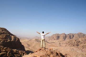 Freedom in Petra