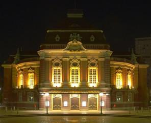 die Musikhalle