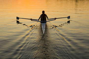 Solo Rower