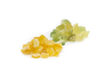 Zitronat und Orangeat 01