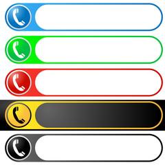 Telefontasten - Button