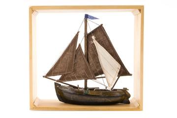 Typical Dutch boat