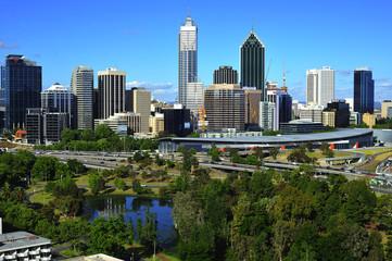 Australian city of Perth