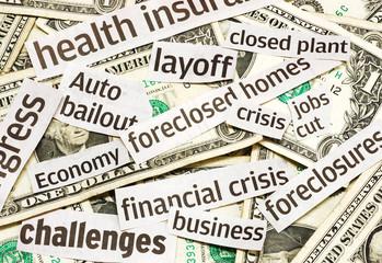 Recession nightmare