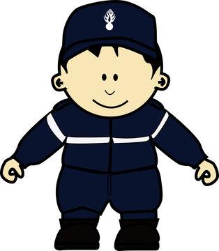 K - policier