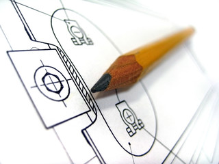 Pancil and Drawing