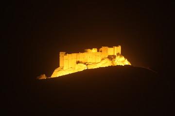 Fototapeta Palmyre, citadelle obraz