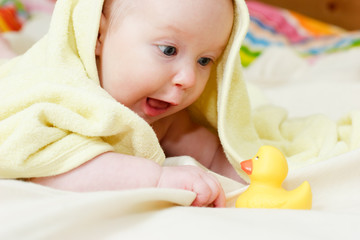 Four mounth infant