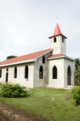 church caribbean island nicaragua