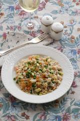 Risotto di primavera  - Primi piatti del Veneto