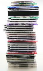 My cd stack
