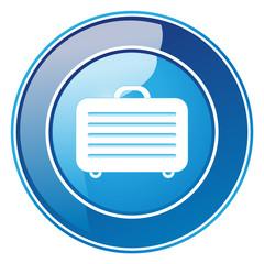 Reisekoffer - Button