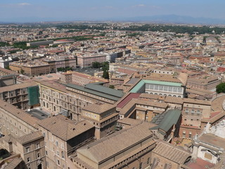 Roofs in Rome