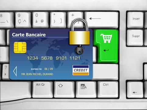 carte bancaire et internet