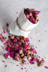tea from roses