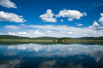 Lake Khovsgol Northern Mongolia