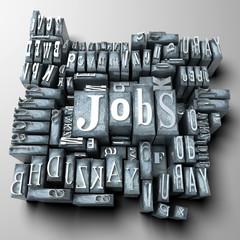 letter jobs