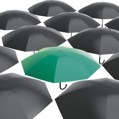 ombrelli01verde