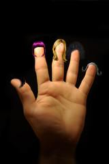 beauty hand