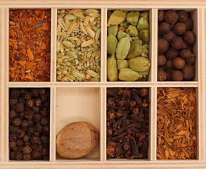 Spice box II