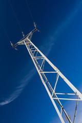 Poste eléctrico - Electric pylon