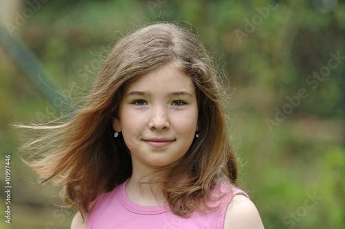 Mädchen 10 Jahre Portrait Stockfotos Und Lizenzfreie Bilder Auf