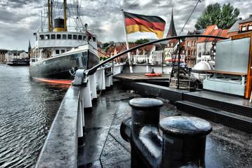 Kieler Hafenansicht