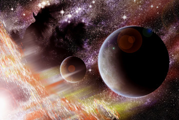 Two planets