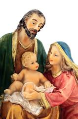 Holy Family closeup