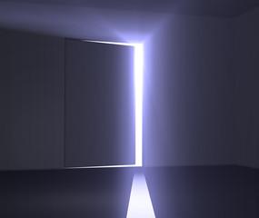 Tür in die Zukunft