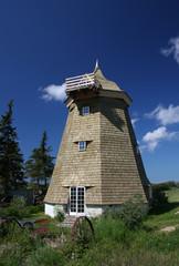 Bockwindmühle in Vitte-Hiddensee