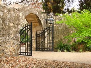 Alamo North Gate