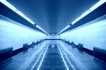 Underground`s hall