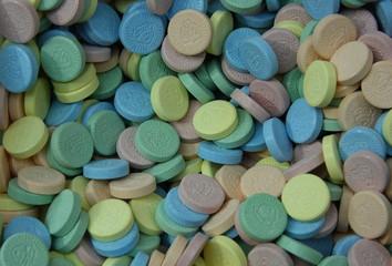 Süße Tabletten