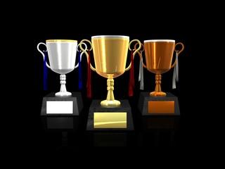 Pokal award