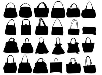 Silhouette bag