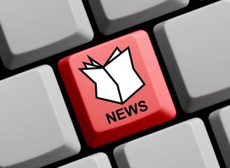 Online News - Schneller geht es nicht
