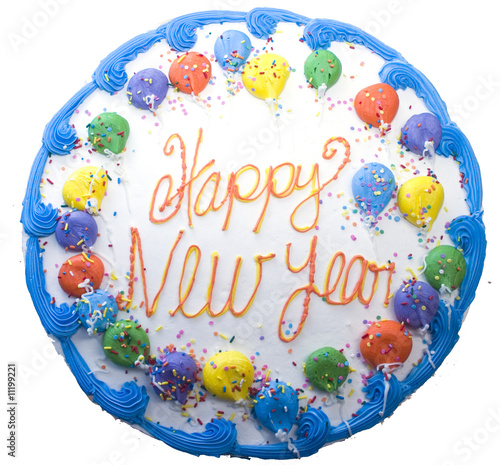 Download New Year Cake Images :