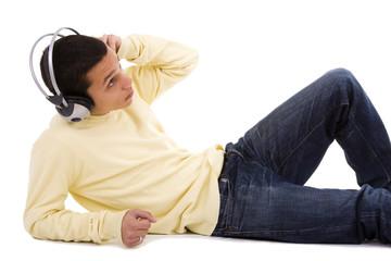 Enjoying good music