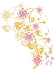 floraler hintergrund