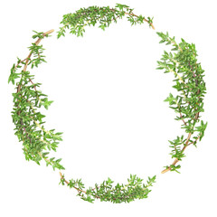 Garland of Thyme
