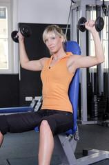 Women Gym Fitness
