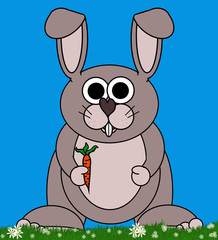 Bunny Rabbit Cartoon