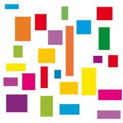 Fototapeten Klassische Abstraktion astratto colorato