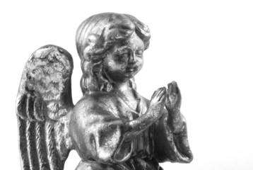 Praying angel.