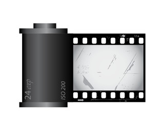Film canister from series