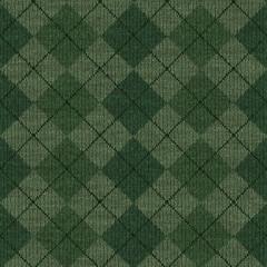 Argyle Sweater Closeup, seamless